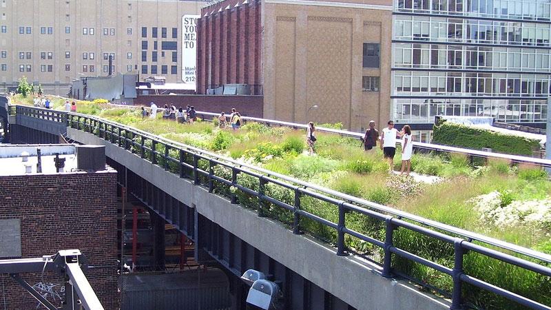 Creare spazi verdi nelle città